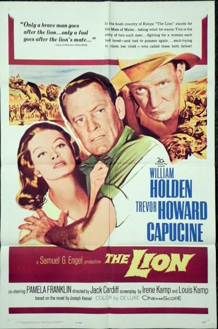 The Lion  (1962) ταινιες online seires oipeirates greek subs