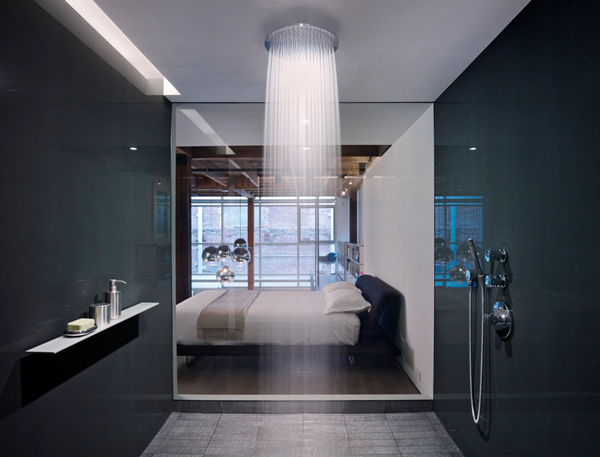 Schlafzimmer Mit Integrierter Dusche – Wohn-design