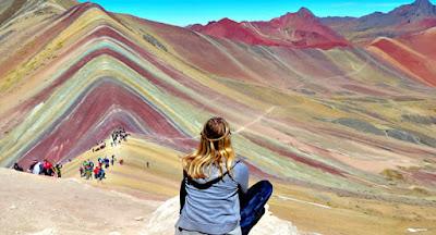 Las Montañas de los 7 Colores en Perú