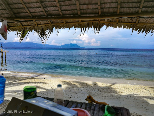 dakdak beach resort, limasawa blog