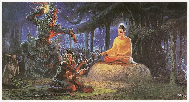 Kinh Trường Bộ - Kinh Ambattha (A-ma-trú)