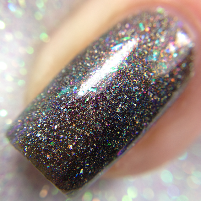 Lollipop Posse Lacquer-Daughter of a Knife-Maker