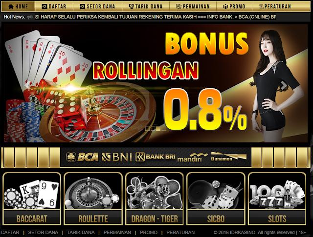 IDRKASINO | Live Casino | Agen Casino | Casino Online - Lapakkartu
