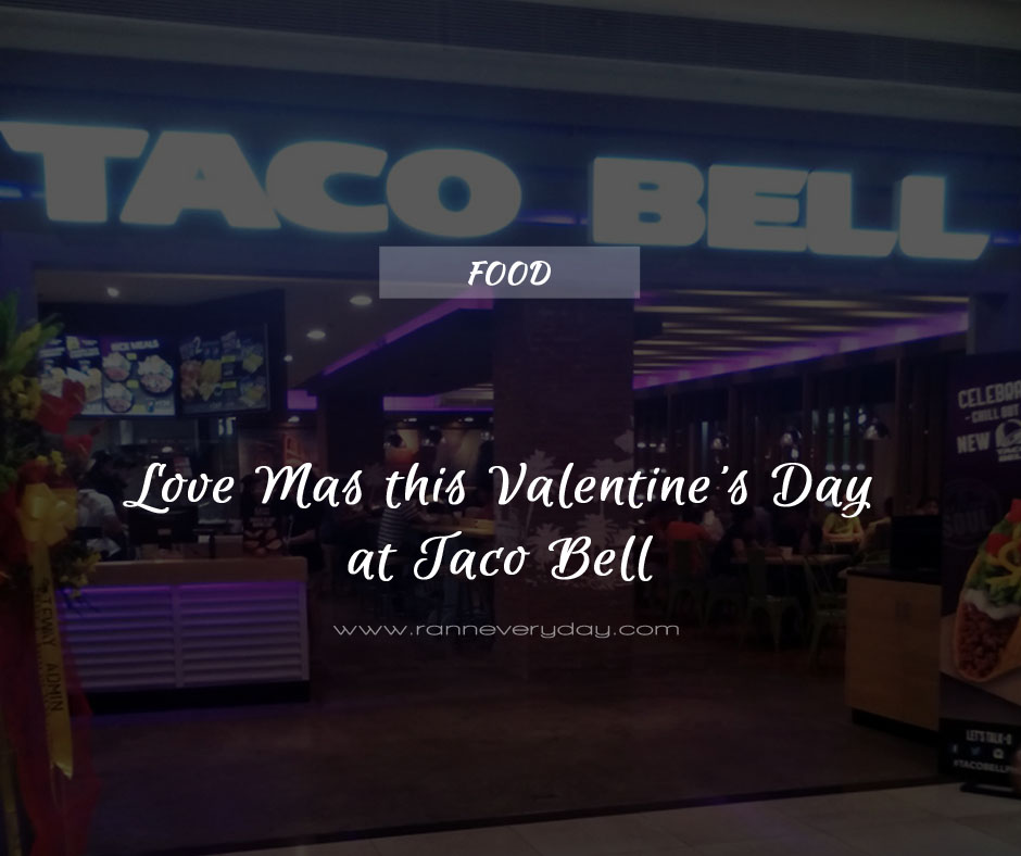 Perfekt Want To Seal A Romantic Deal As Soon As Possible? Taco Bell Suggests To Do  It Over Tacos For Two, And Plenty More! With The U201cItu0027s A Date! Meal For 2u201d  Promo, ...