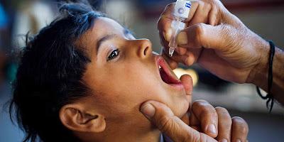 Penyebab Penyakit Polio dan Cara Mencegahnya