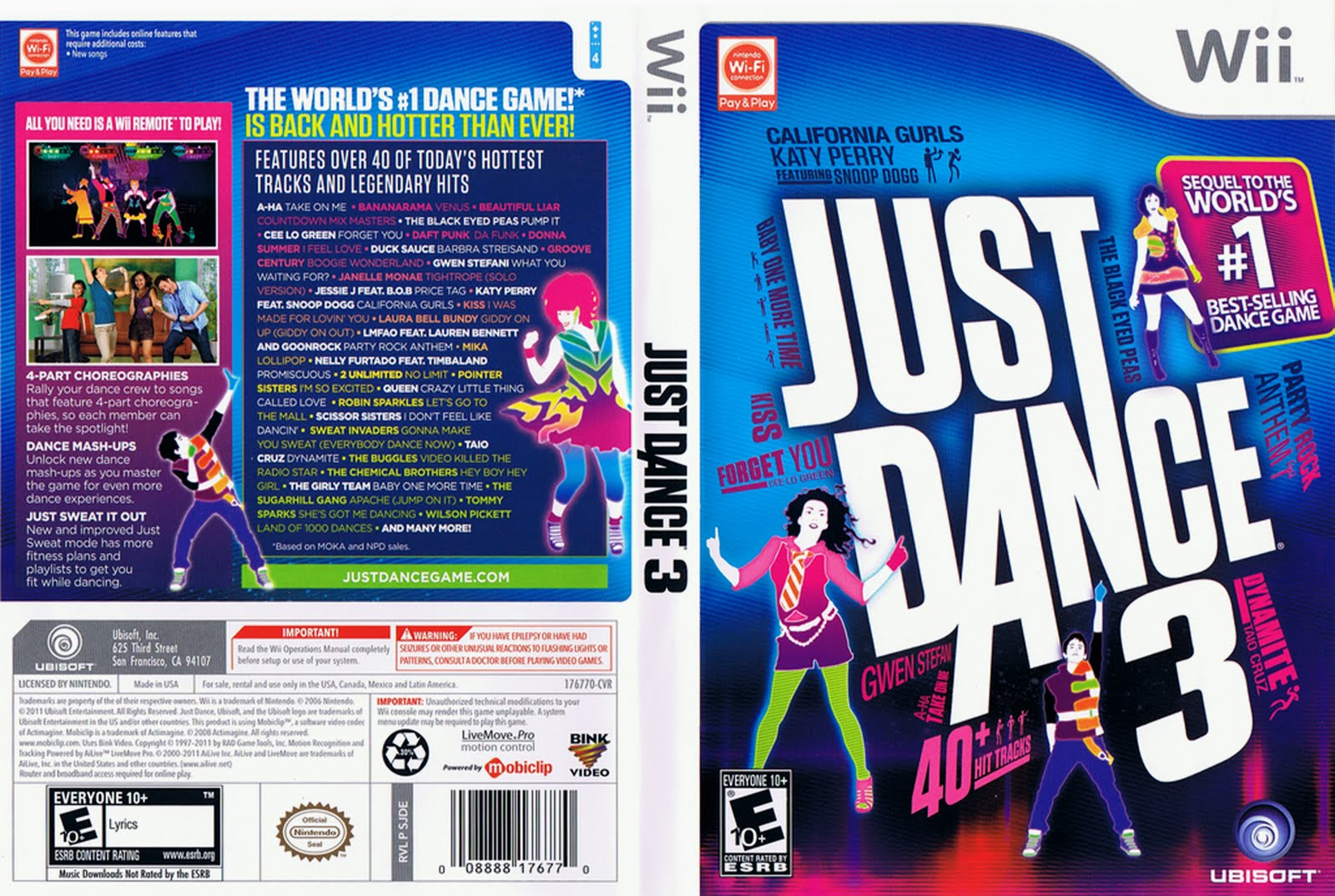 Wii with just dance : Angel perfume sale