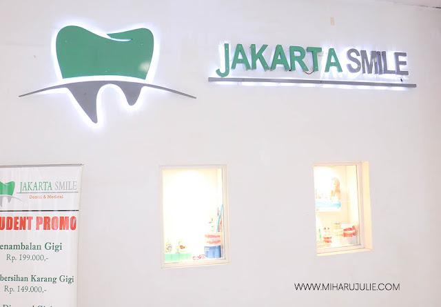 Pengalaman Bleaching Gigi di Jakarta Smile Dental Jakarta