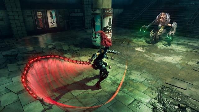 بالفيديو إستعراض لبعض الألغاز داخل عالم لعبة Darksiders 3 و الميكانيكية المستخدمة من أجل حلها ، شاهد من هنا ..