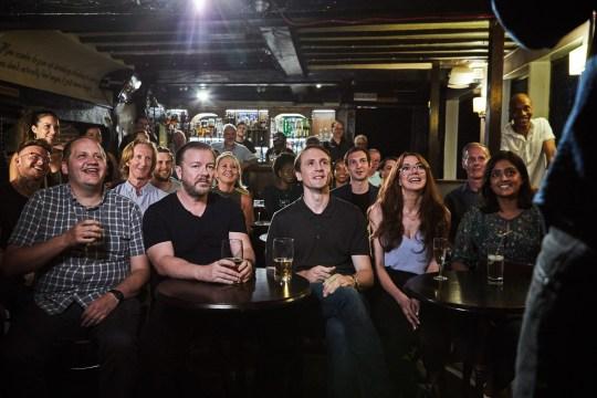 The Custard TV: CUSTARD TV PODCAST #256: After Life, Home