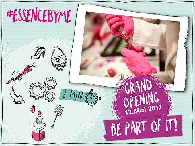 essence Maker Shop Berlin - Nagellackmaschine