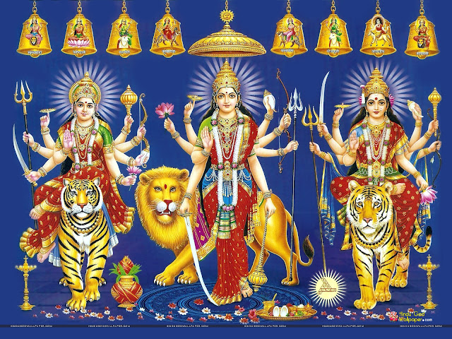 Durga Puja Wallpaper HD | Happy Durga Puja HD Wallpaper