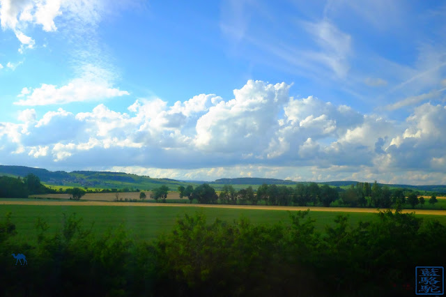 Le Chameau Bleu - Bourgogne