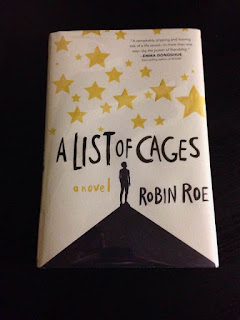 a list of cages by robin roe book photo