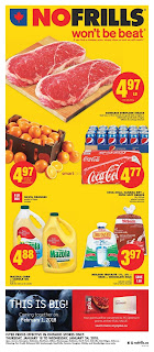 No Frills Weekly Flyer and Circulaire January 18 - 24, 2018