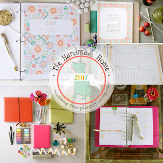 free 2017 planner to print