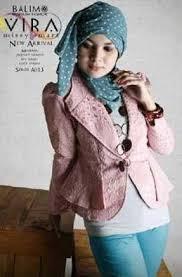 Model Baju Gamis Muslim Anak Muda Online Terbaru