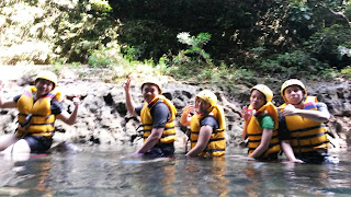 kerseruan adventure bodyrafting
