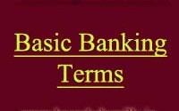 Banking Terms for Interview And Exams