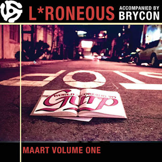 LRoneous - The World According To Gurp (2016) - Album Download, Itunes Cover, Official Cover, Album CD Cover Art, Tracklist