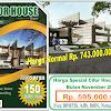 Rumah Baru Cifor House Bogor