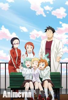 Demi-chan Wa Kataritai -  2017 Poster