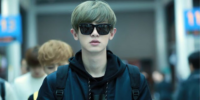 Menilik Sisi Fashion Ala Korea Versi Chanyeol Personel EXO