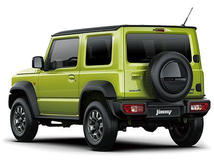 Fakta Keluaran Baru Suzuki Jimny Terbaru yang Bikin Heboh Dan Masih Dirahasiakan Peluncurannya
