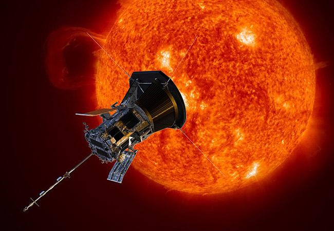 Tutorial Penelitian Parker Solar Probe dalam Perjalanan Bersejarah Menyentuh Matahari