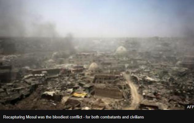 aljihawiya 24 - Iraq declares war with Islamic State is over