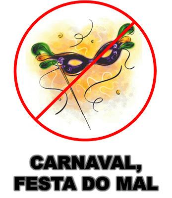 Resultado de imagem para diga não ao carnaval