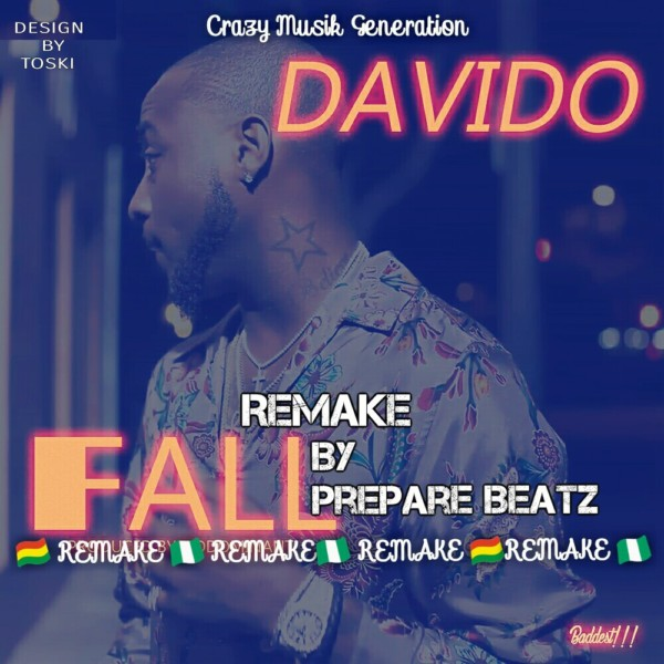 [BangHitz] {INSTRUMENTAL} : Davido – Fall Remake Beat By Prepare | @Amprepare.