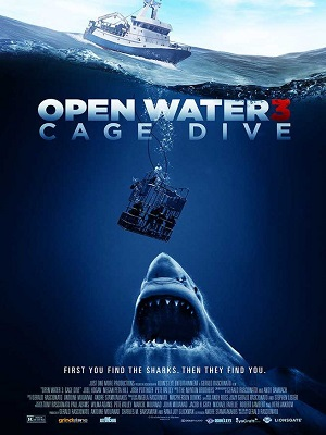 Open Water 3 Cage Dive (2017) 720p WEB-DL 600mb