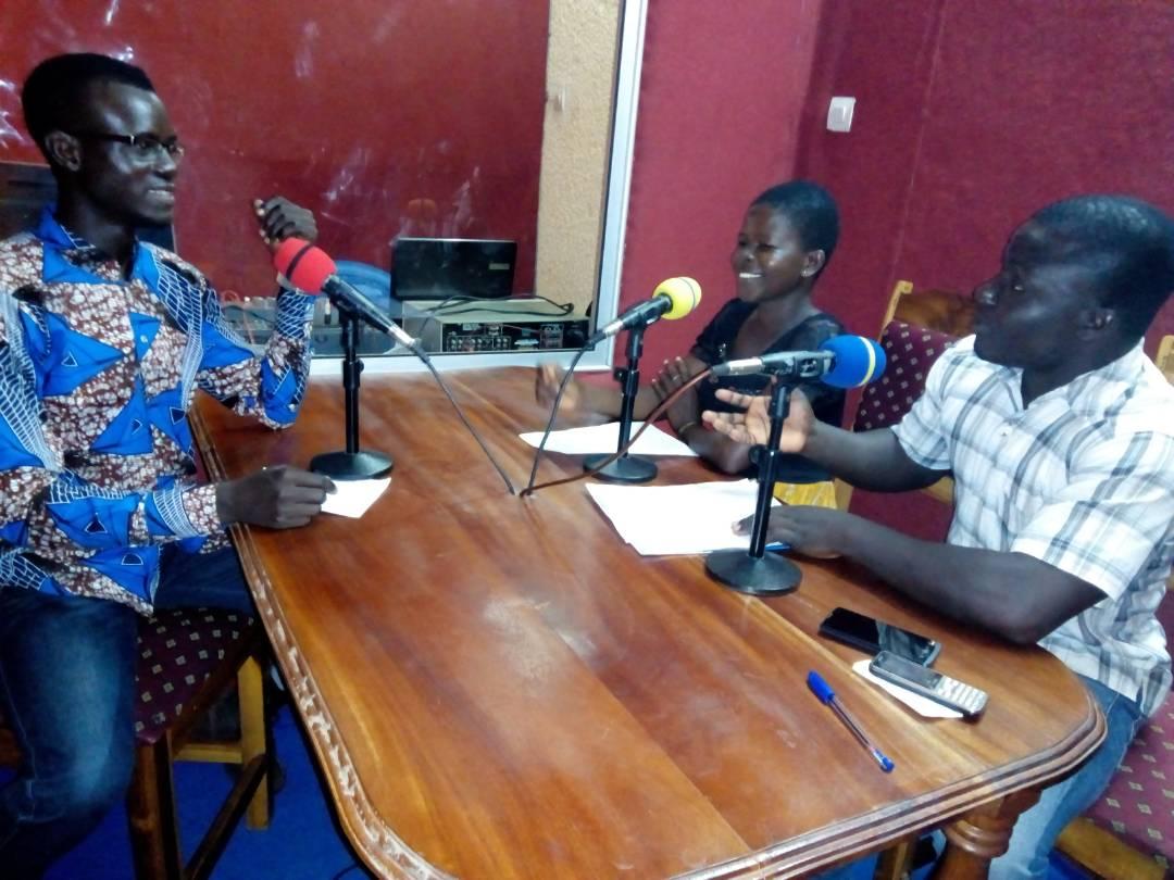 Premier numéro de l'émission en langue locale Kabyè sur Radio Oreole ce mardi 20 mars 2018 à 16 heures GMT