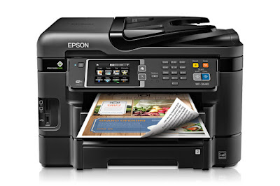 EPSON WORKFORCE WF-3640 DRIVERS PRINTERS