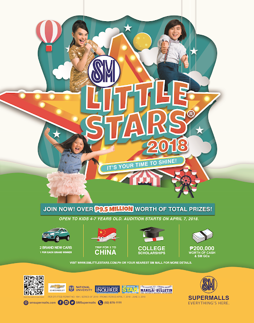 sm little stars 2018 judges