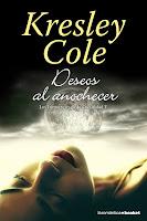Los Inmortales De La Oscuridad V: Deseos Al Anochecer, de Kresley Cole