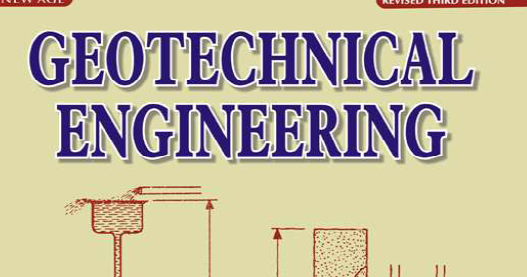 Geotechnical Engineering By C Venkatramaiah Free Download