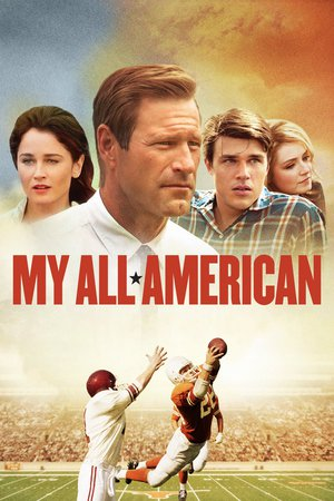 Poster My All American 2015