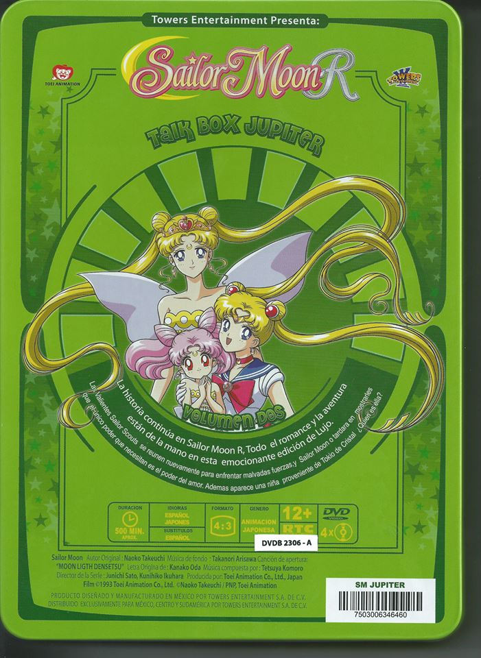 Sailor Moon Talk Box Season 2