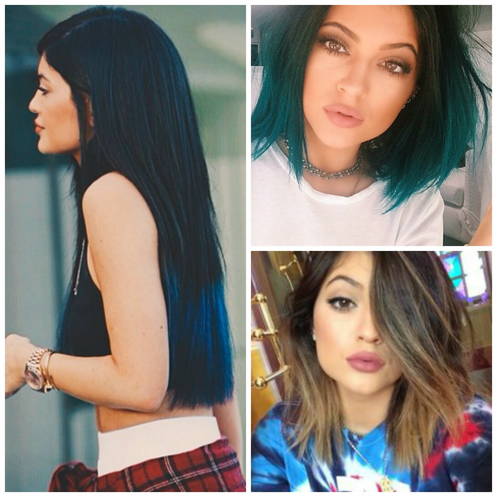 Kylie Jenner's Best Hair Looks