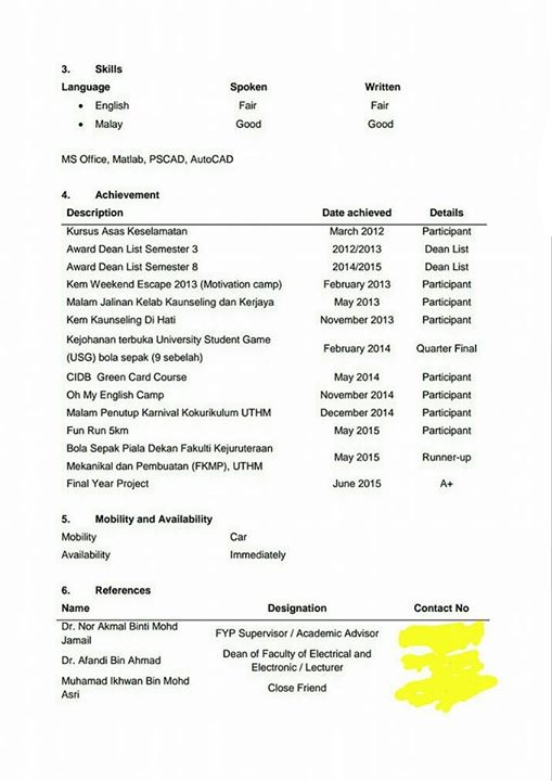contoh Resume - Resume Terbaik Menjadi Viral di Facebook http://buatresume.blogspot.com/