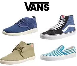 VANS Footwear (American Brand) – Flat 60% Off@ Amazon