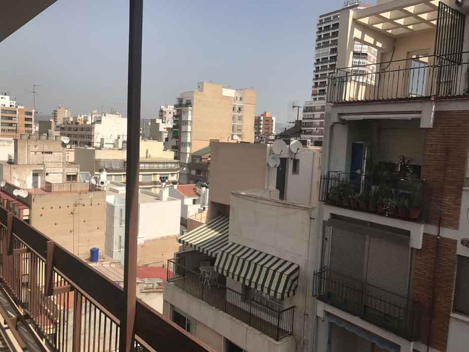 piso en venta castellon calle de fola terraza