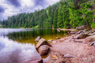 Mummelsee Lake