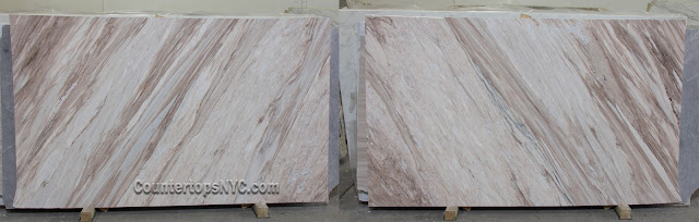 Palissandro Classico Marble Slab NYC