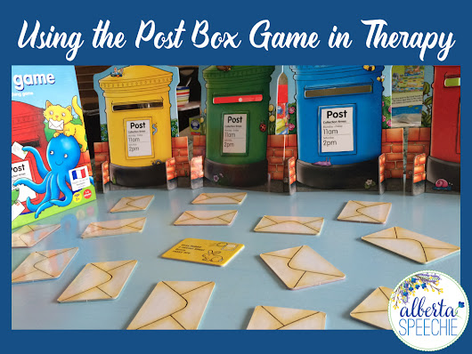 10 Ways to Use the Post Box Game in Therapy