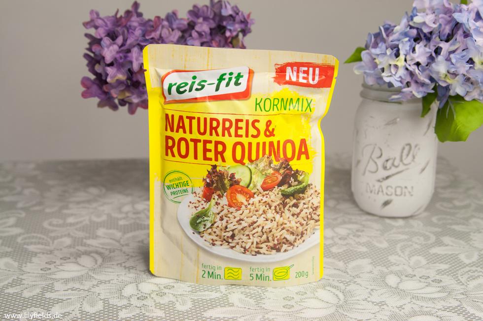 reis-fit - Naturreis & roter Quinoa