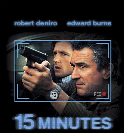 Poster Of 15 Minutes 2001 In Hindi Bluray 720P Free Download