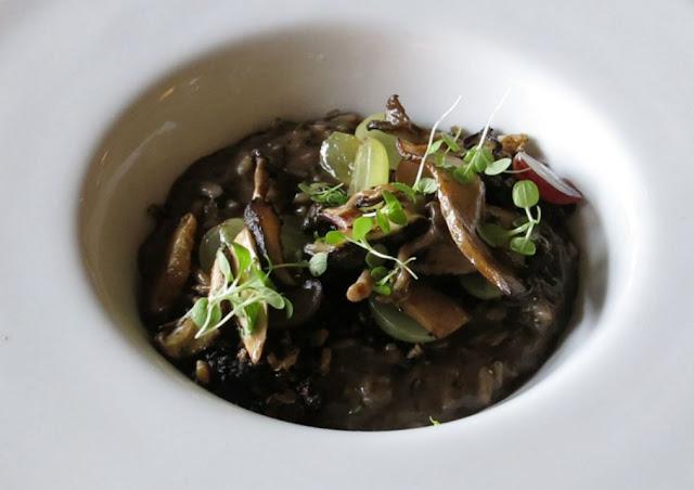 Morris Jones & Co, Windsor, mushroom risotto