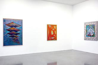 Expo : Zach Harris - Purple Cloud - Galerie Perrotin - Jusqu'au 29 juillet 2017